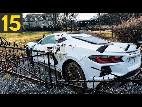 15 of the Most Valuable Cars That Were Found Abandoned