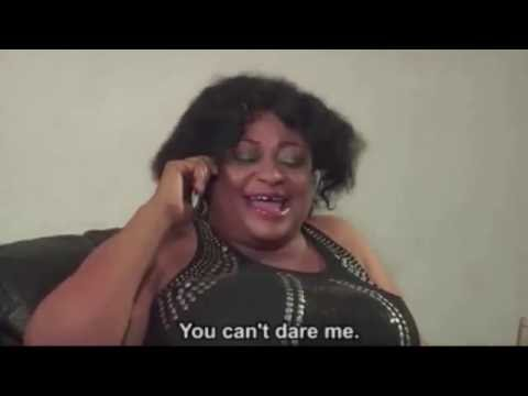 Latest Nollywood Movie Clip - Ronke Oshodi The Drunk Mother