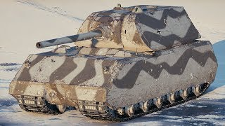 World of Tanks Maus - 10 Kills 9,7K Damage
