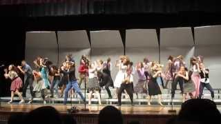 Jump, Jive, and Wail Show Choir Performance