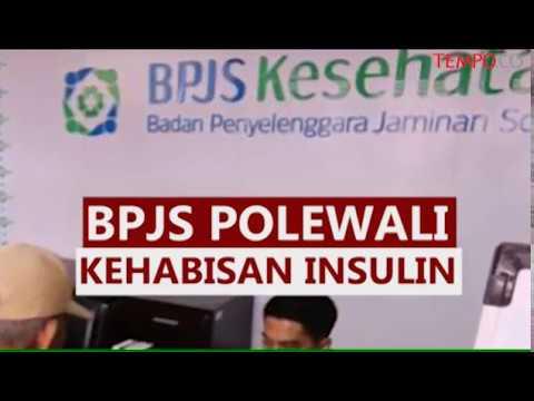 Kehabisan Insulin, Pasien BPJS di Polman Diminta Beli ke Makassar