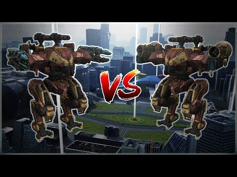 [WR] 🔥 Scourge Halo VS Taran Halo ARES - Comparison With Gameplay | War Robots
