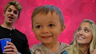 JAYDEN MEETS POSIE FOR THE FIRST TIME!! (SO SO CUTE!!)