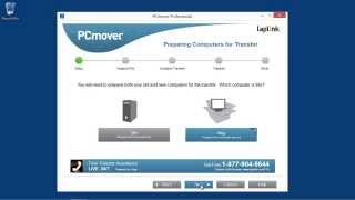 How to use PC Mover to Transfer Files Between PCs