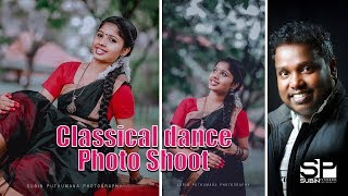 Subin Puthumana Photography - Classical Dance Photo Shoot
