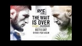CONOR MCGREGOR - THE NOTORIOUS ONE - FULL MOVIE (2018)