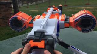 Nerf gun game: call of duty gun game