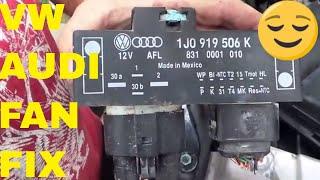 VW Fan Relay