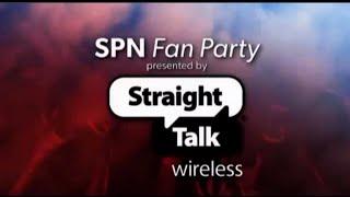 Миша Коллинз, Supernatural SPN200 Fan Party (Full)