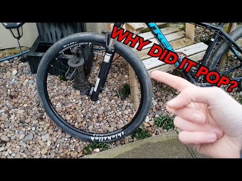 THICKSLICK TYRES WHY DID THEY POP?