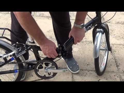 Review – Activ Fold A6 Folding Bike by Raleigh