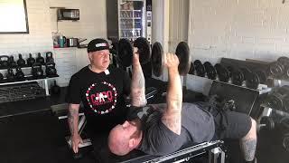 Muscle Pit Powerlifting 1%ers - #5 -   JM Press Alternative