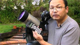 Photographing The Moon With A DSLR And A Telescope