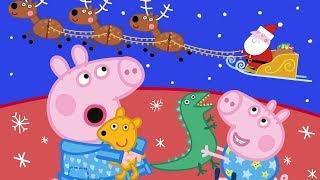 Peppa Pig Français 🎁 Peppa Joyeux Noël ❄️ Dessin Animé