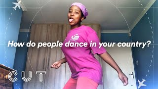 How Do You Dance in Your Country?   Around the World   Cut