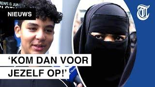 'Onderdrukte moslima's hebben pech!'