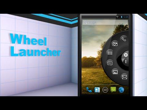 Video of Wheel Launcher Full side panel