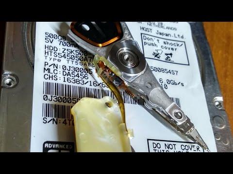 Стрим: Чего нельзя делать при восстановлении информации жесткого диска. Часть 1