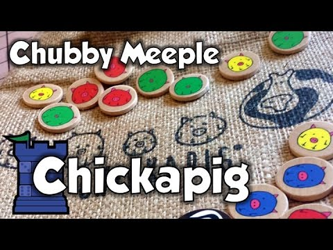 A Dice Tower review w/ The Chubby Meeple