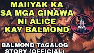 (BALMOND) TAGALOG STORY