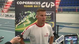Film do artykułu: Lewandowski: - Do biegania...