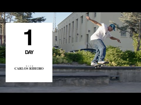 Skate The L.A. Streets With Carlos Ribeiro | One Day