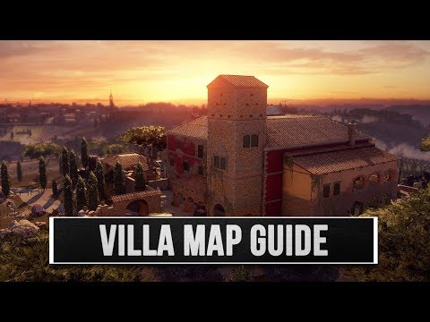 VILLA Advanced Map Tips and Tricks | Rainbow Six Siege