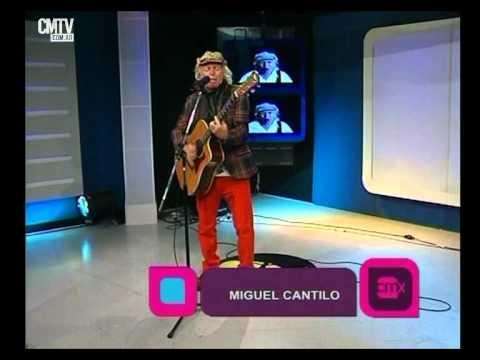 Miguel Cantilo video Vos podés - Acústico 2015