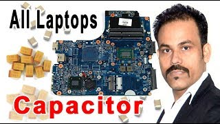 About All Laptops Capacitor Testing & Working