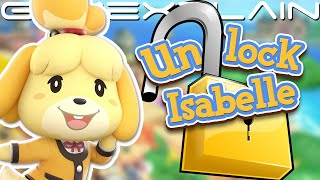 Isabelle  - (Animal Crossing) - How to Unlock Isabelle in Animal Crossing: New Horizons (Guide)