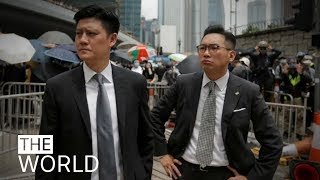 Pro-democracy pilot grounds himself to fight for Hong Kong | The World