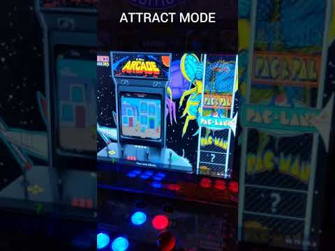 Arcade 1up Street Fighter II mods with Raspberry Pi 3B+ and