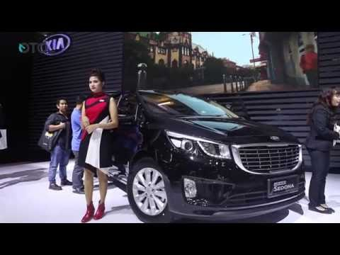 First Impression KIA Grand Sedona di GIIAS 2016 | Oto.com