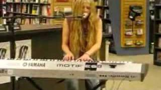 Charlotte Martin - 'Your Armor' (live @ Borders Books)