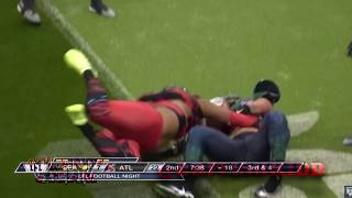 Atlanta Steam Highlights Part 9 -Legends Football League