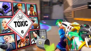 Carrying TOXIC Teammates in RANKED
