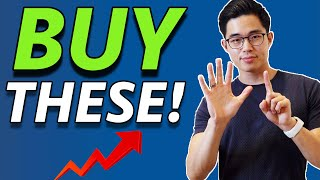 The 6 TOP Stocks To Buy in April 2021 (High Growth)