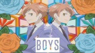 BOYS 「Ouran High School Host Club」