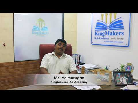 Why Sociology as optional subject in UPSC Mains by Mr.Velmurugaran