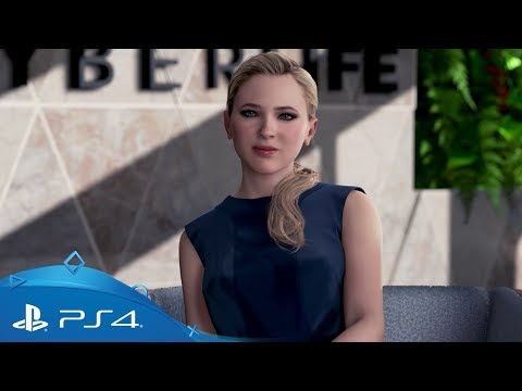 Interview Chloe de Detroit : Become Human
