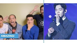 NON K-POP FAN REACTS TO EXO VOCALS ARE NO JOKE (EXO REACTION)