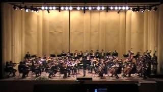 preview picture of video 'Orquesta Universidad de Talca - Beethoven - Sinfonía Nº 6 en Fa Mayor Pastoral'