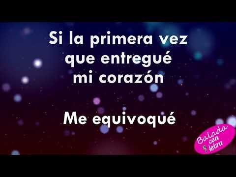 No me vuelvo a enamorar - Juan Gabriel+letra