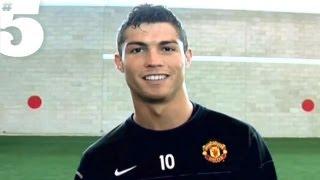 Cristiano Ronaldo Freestyle Ballkünste