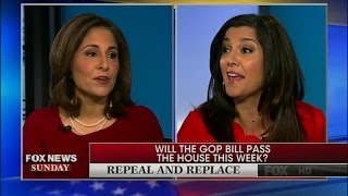 Intense Heated Debate over GOP Repeal and Replace Obamacare