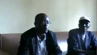 Visite du President de l'UDRP a Diecke 18 Sep 2012
