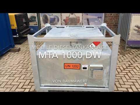 BaumaWert MTA 1000 DW