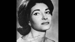 Maria Callas - Caro Nome