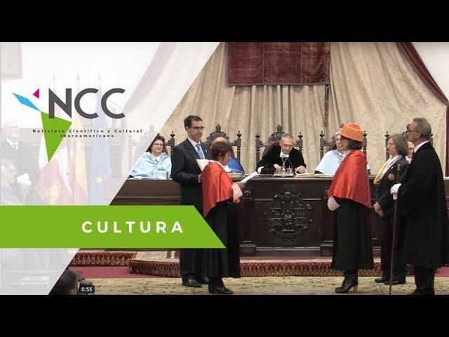 Grynspan Inviste Honoris Causa en Salamanca