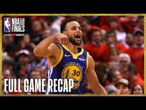 Download WARRIORS vs RAPTORS | Unbelievable Finish at Scotiabank Arena | NBA Finals Game 5 HD Mp4 3GP Video and MP3